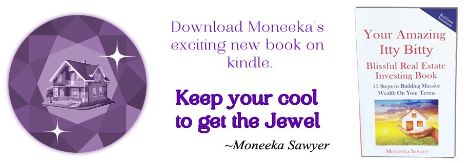 Keep your cool to get the jewel by Moneeka Sawyer